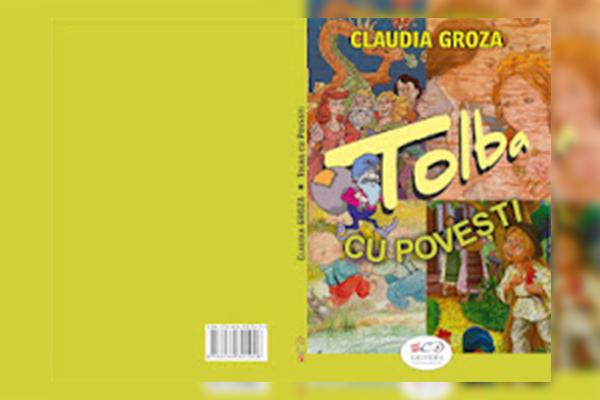 Carti PDF - Tolba cu povesti, Povesti pentru copii de Claudia Groza Lazăr