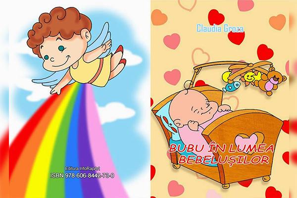 Carti PDF - Povesti pentru copii de Claudia Groza Lazăr